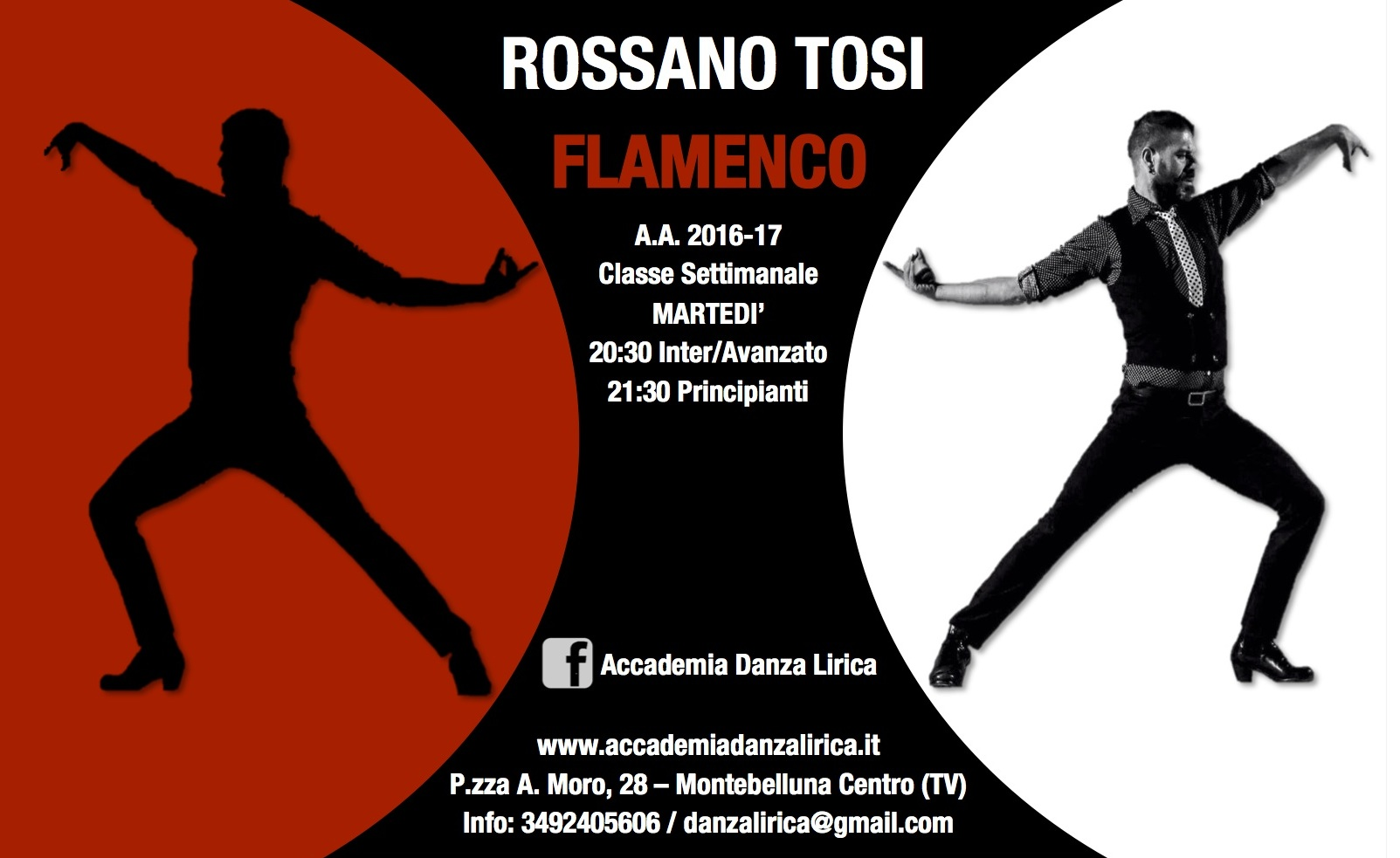 flamenco flyer